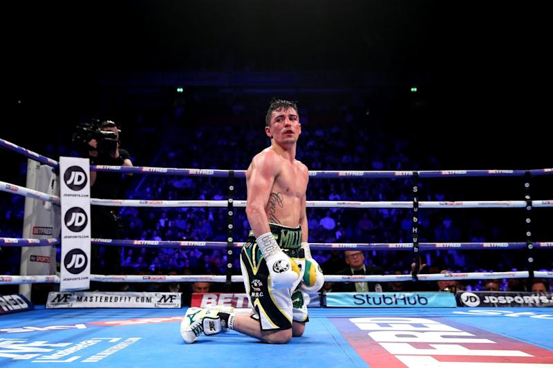 Defeat | Anthony Crolla lost his re-match to Jorge Linares: Getty Images