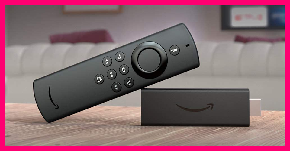 We're not remotely exaggerating when we say that this may very well change the way you watch TV. (Photo: Amazon)