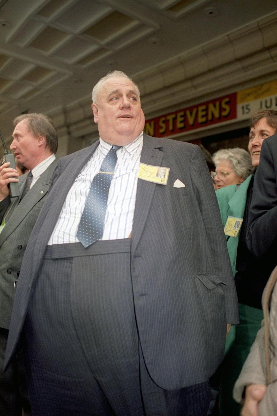 Manchester Police found there was 'overwhelming evidence' Cyril Smith should have been charged with sexual offences in his lifetime (PA) (PA Archive)