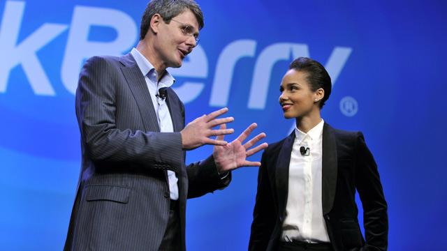 Alicia Keys: BlackBerry Creative Director… Really