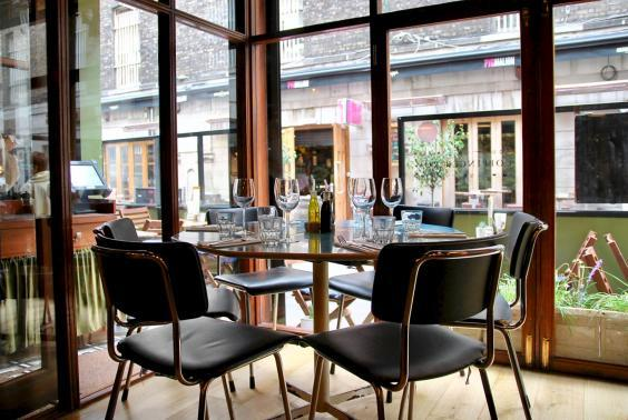 Grab a trendy brunch at Coppinger Row (Coppinger Row)