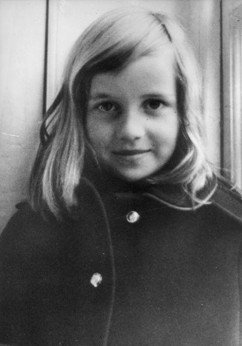 <p>Forget becoming a princess! Diana could have easily been a child model. Look at how effortlessly she posed for a photo in 1965 in her stylish peacoat. </p>