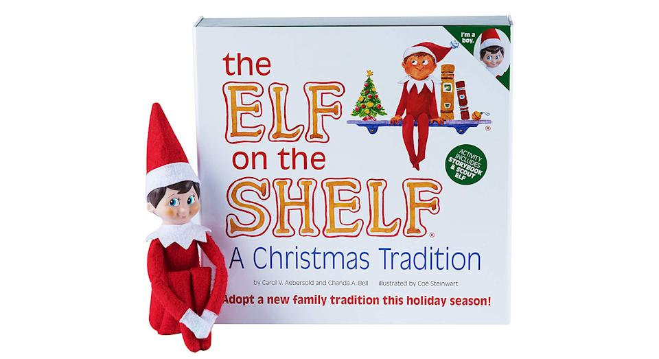 The Elf on the Shelf Christmas Tradition