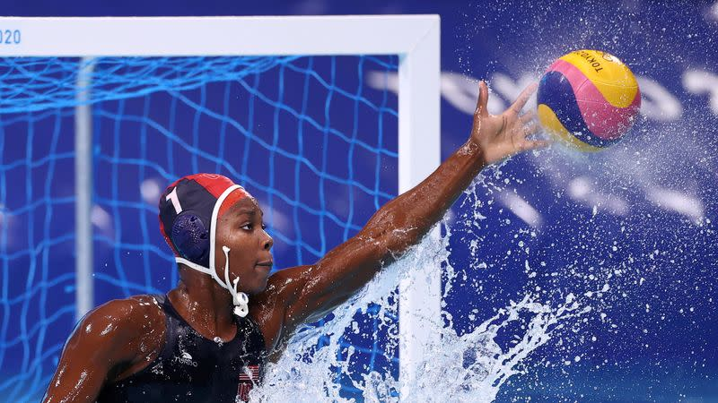 Water Polo - Women - Quarterfinal - Canada v United States