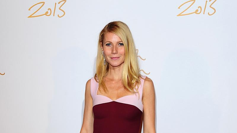 Gwyneth Paltrow's daughter chides her for posting picture without permission