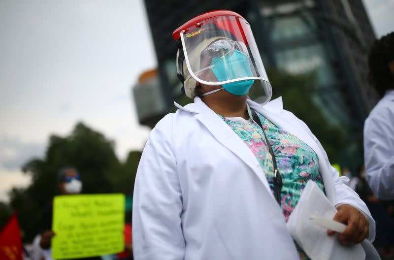 Mexico coronavirus death toll hits 28,510, exceeding Spain - Reuters tally