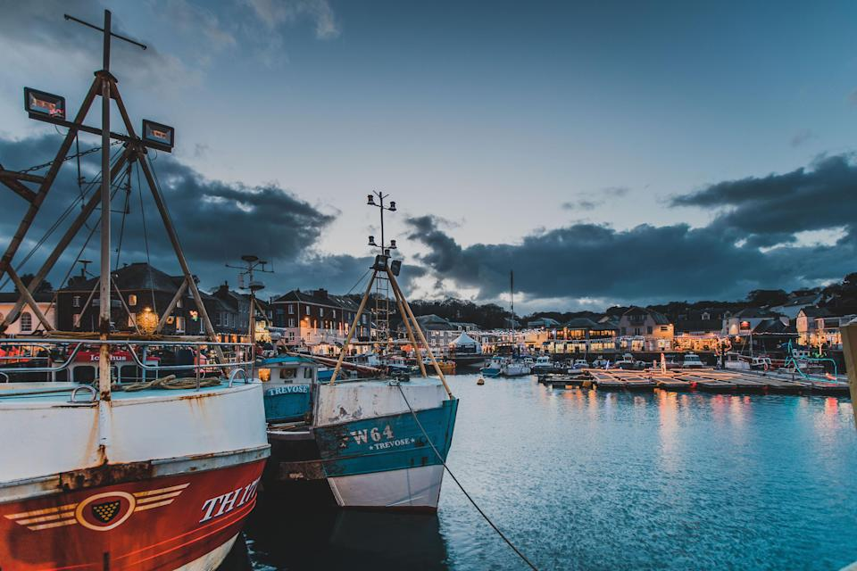 Book a trip down to Cornwall for a festive weekend with the family [Photo: Adam Sargent]
