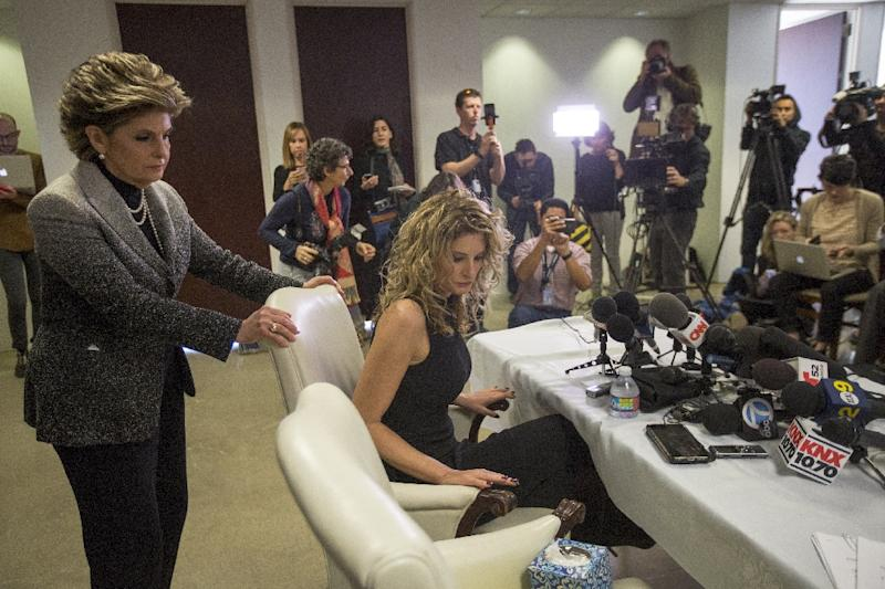 Trump forced to answer questions under oath in Summer Zervos defamation case