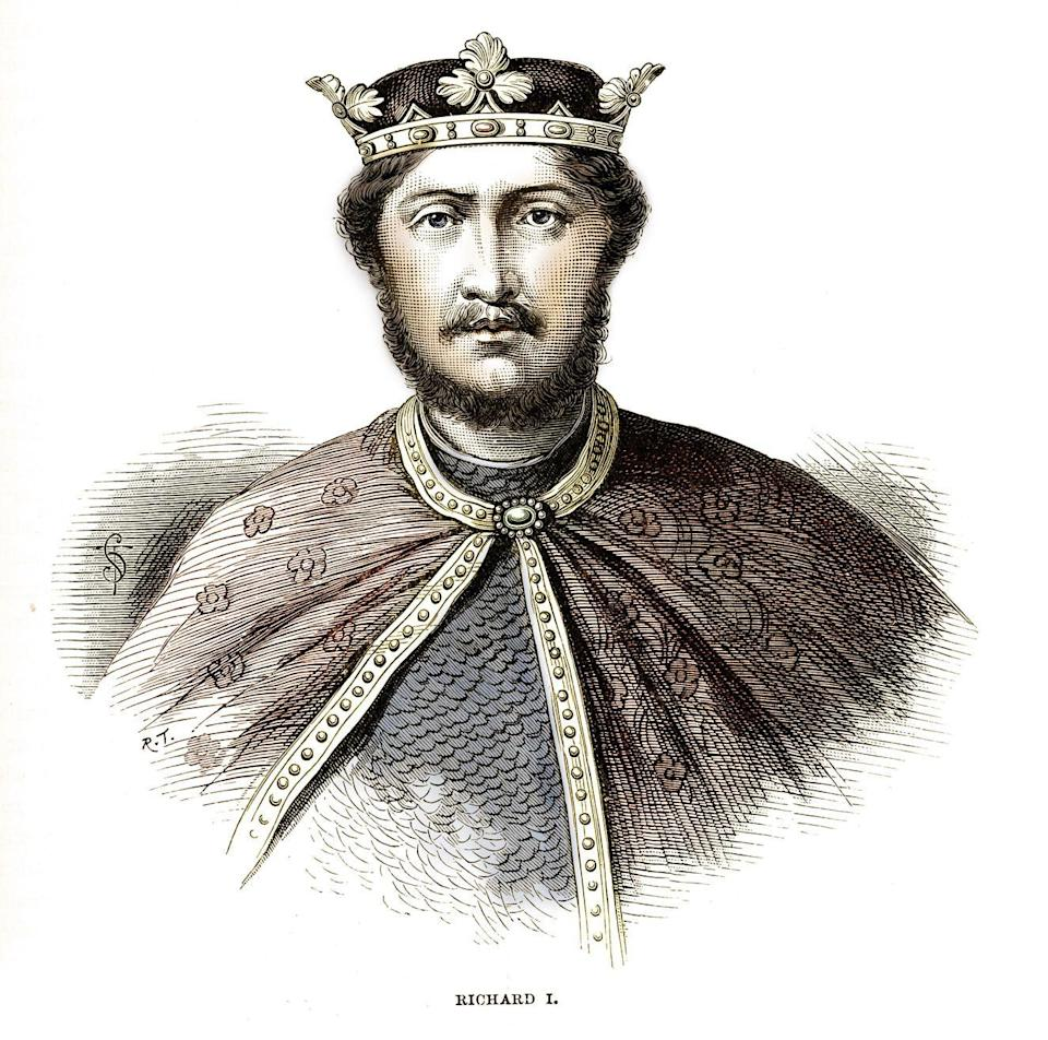 """<p>Philip of Cognac was the son of Richard the Lionheart, King of England and a woman who was never identified. It has been said that Philip is depicted as Philip the Bastard in <a href=""""https://en.wikipedia.org/wiki/Philip_of_Cognac"""" rel=""""nofollow noopener"""" target=""""_blank"""" data-ylk=""""slk:William Shakespeare"""" class=""""link rapid-noclick-resp"""">William Shakespeare</a>'s <em>The Life and Death of King John</em>.</p>"""