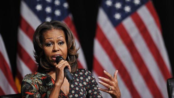 GTY michelle obama ml 131113 16x9 608 Michelle Obama Recalls Being Told Shed Never Get Into Princeton