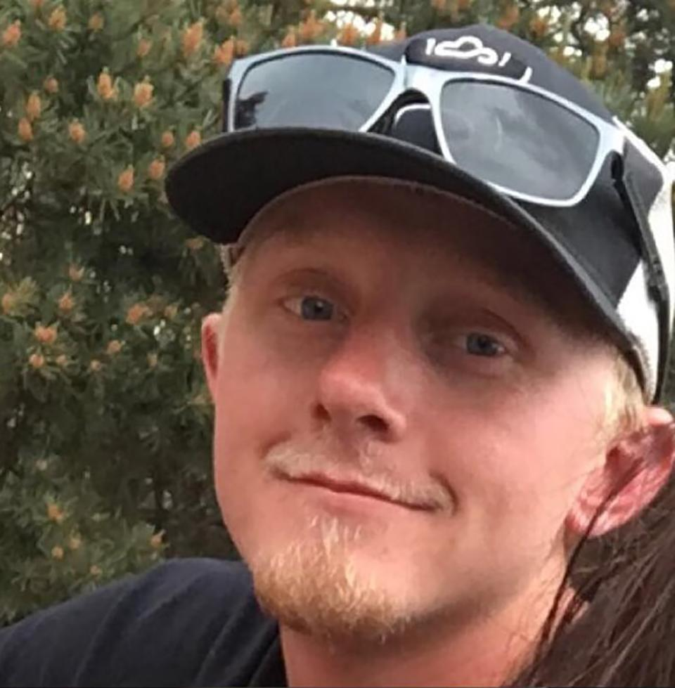 Michael Everett, 23, is pictured.