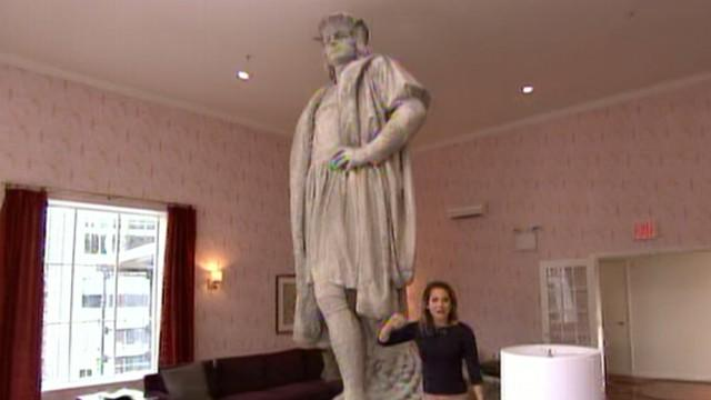 Christopher Columbus Gets Makeover in NYC's Columbus Circle