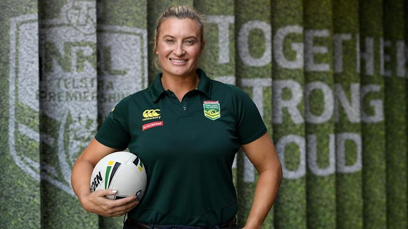 NRL WOMENS COMPETITION ANNOUNCEMENT