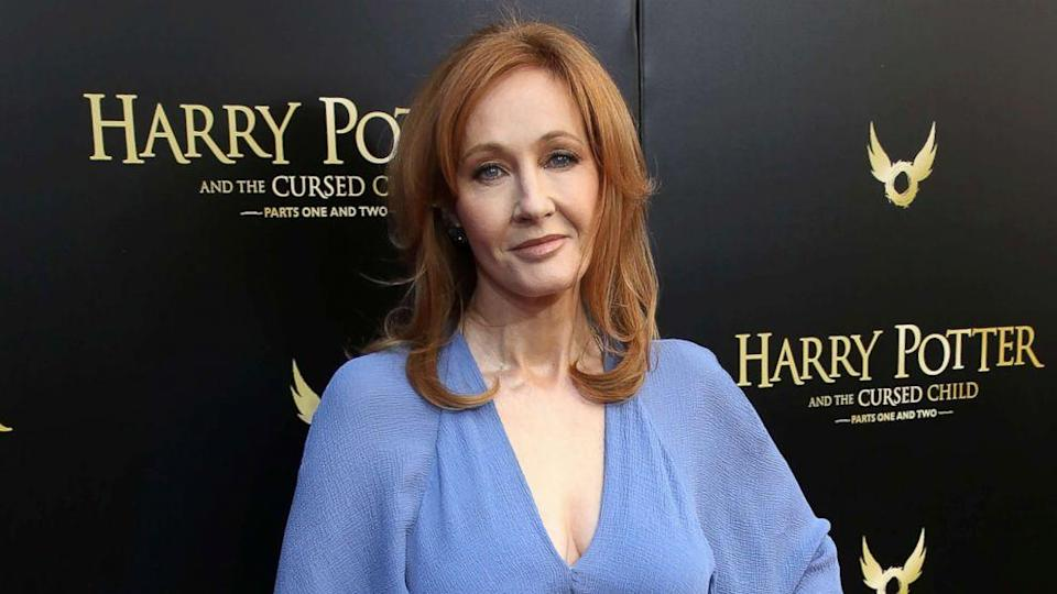 Harry Potter author JK Rowling donates $20 million to neurology research to honor late mother