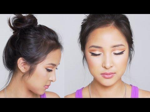 The 9 Prettiest Monolid and Hooded Eye Makeup Tutorials to Copy