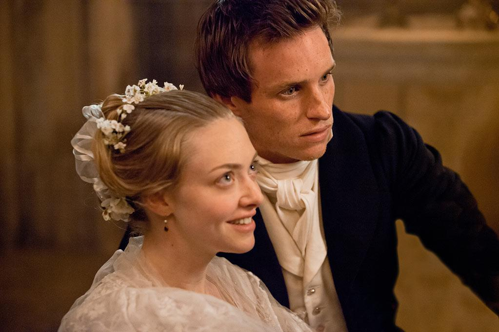 """Amanda Seyfried and Eddie Redmayne in Universal Pictures' """"Les Misérables"""" - 2012"""