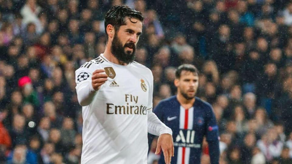 Real Madrid v Paris Saint-Germain: Group A - UEFA Champions League   TF-Images/Getty Images