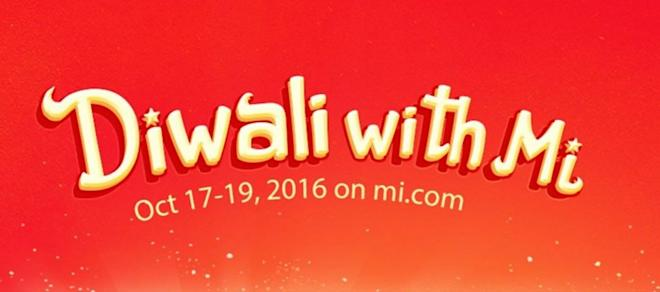 ba415a21f Xiaomi s  Diwali with Mi  2016 Day 1  Redmi 3S Prime up for Re. 1 ...