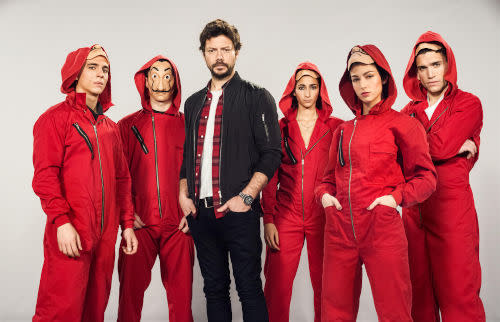 The original Spanish 'Money Heist' is the most-watched non-English language series on Netflix globally