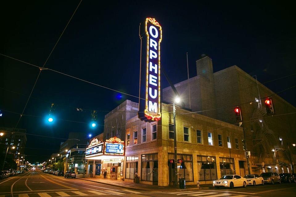 """<p>Over a two-hour journey, you'll get the chance to explore a number of notoriously haunted landmarks in the South Main Historic District, all while hearing stories about the darker side of Memphis history. </p><p><a class=""""link rapid-noclick-resp"""" href=""""https://go.redirectingat.com?id=74968X1596630&url=https%3A%2F%2Fwww.tripadvisor.com%2FAttractionProductReview-g55197-d11448462-Haunted_Memphis_Walking_Ghost_Tour-Memphis_Tennessee.html&sref=https%3A%2F%2Fwww.redbookmag.com%2Flife%2Fg37623207%2Fghost-tours-near-me%2F"""" rel=""""nofollow noopener"""" target=""""_blank"""" data-ylk=""""slk:LEARN MORE"""">LEARN MORE</a></p>"""