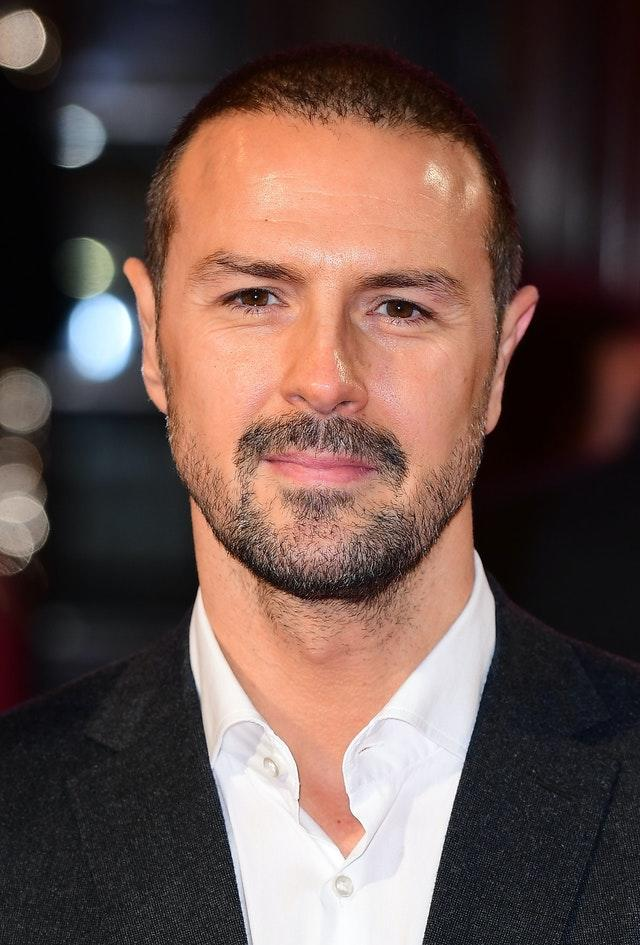 Paddy McGuinness comments