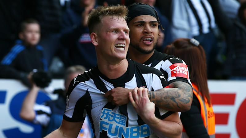 Newcastle United 2 Arsenal 1: Ritchie extends Gunners' wretched away run