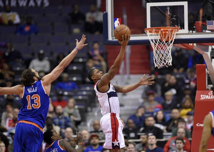 Beal is averaging 22.3 points on 47.2 percent shooting. (AP)