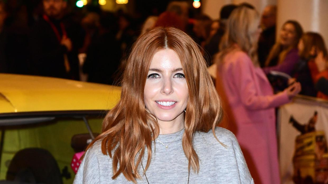 Stacey Dooley split with her boyfriend of five years to be with Kevin