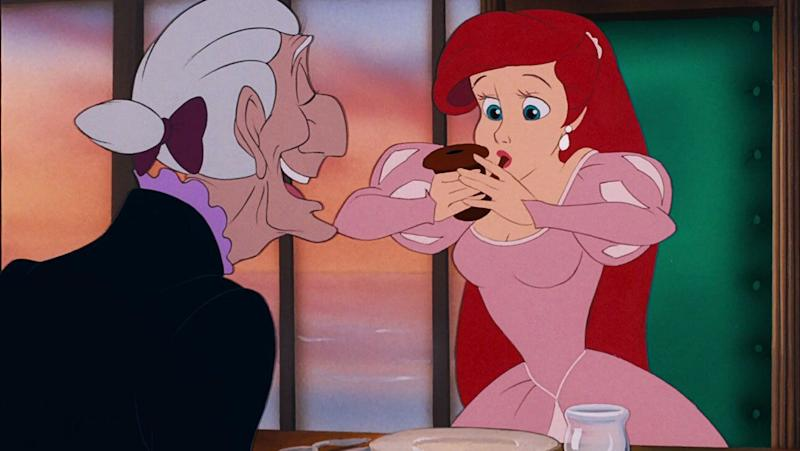 Grimsby in The Little Mermaid (Photo: Disney)