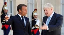Encouraged by Johnson's visit, UK officials now hoping rest of EU agrees to work on Brexit solution