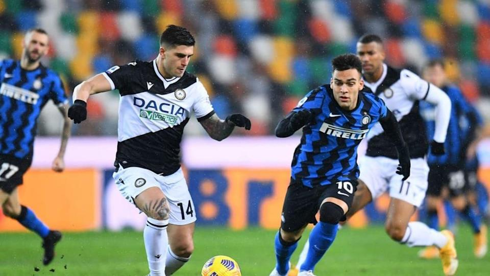 Lautaro Martinez | Alessandro Sabattini/Getty Images