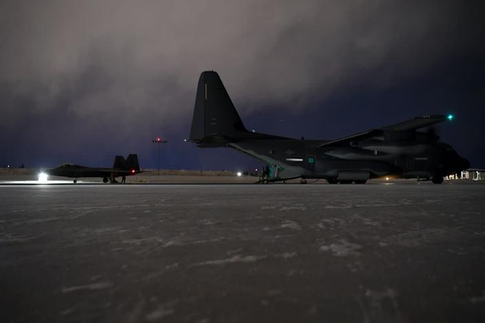 Photo credit: U.S. Air Force photo by Staff Sgt. Ridge Shan