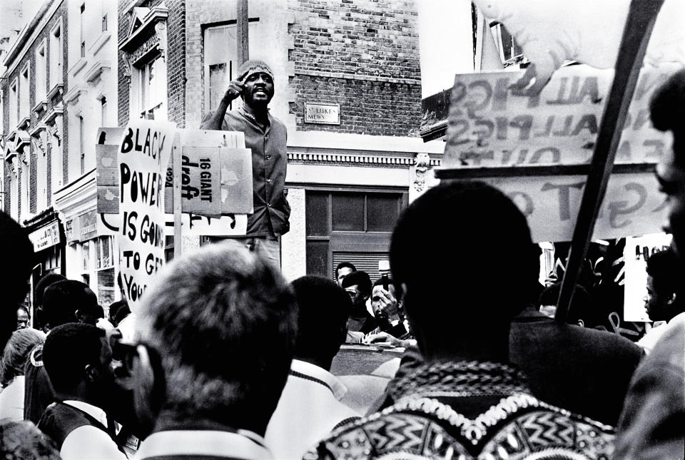 Black Power: A British Story of Resistance. (BBC/Rogan Productions Limited/Horace Ové CBE)