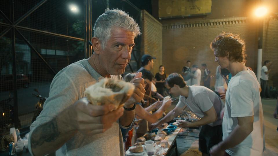 Anthony Bourdain is the subject of Morgan Neville's new documentary, Roadrunner (Photo: CNN/Focus Features)
