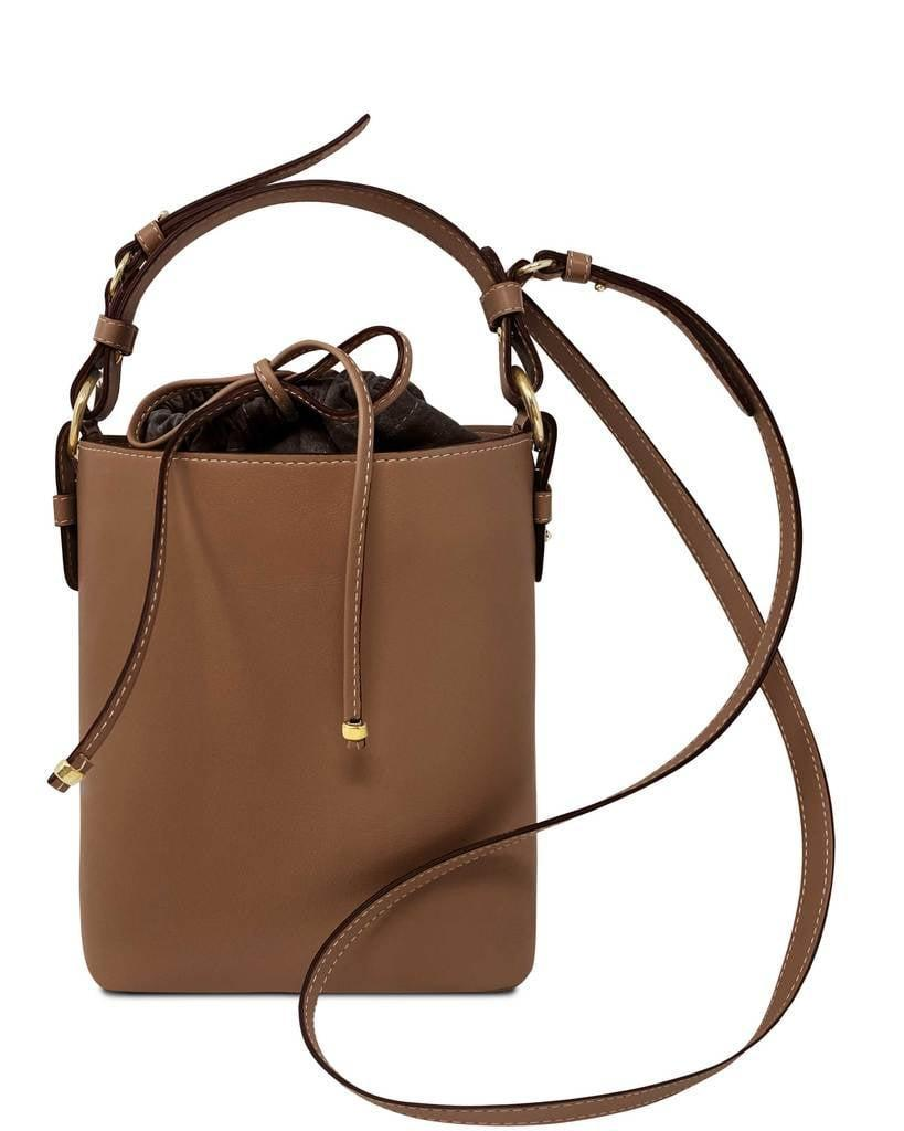 <p>This <span>Kendall Conrad Niña Bag</span> ($525) is the perfect size and shape. Not too big, not too small, and so easy to carry around.</p>
