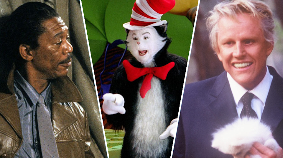 Morgan Freeman, Mike Myers and Gary Busey were all on-set divas.