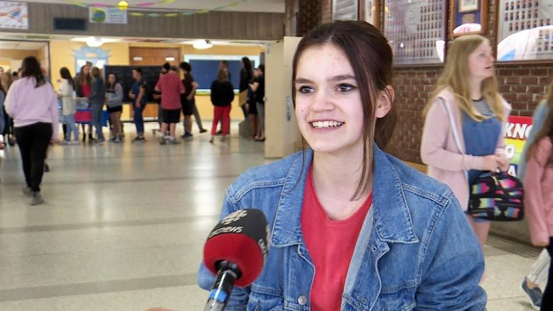 Châteauguay Valley High School raises $1K in cookie bake sale for students in Haiti