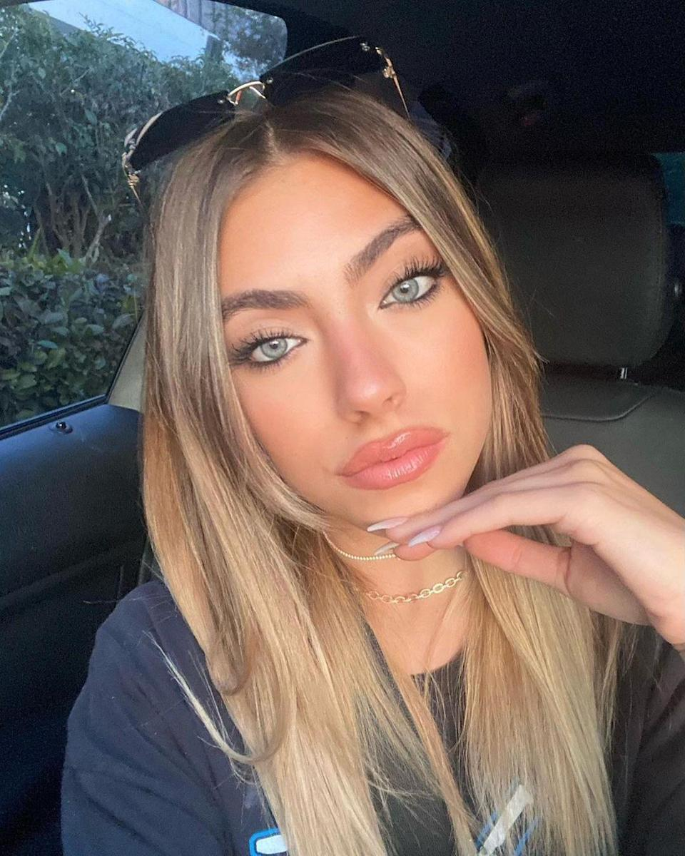 """<p>The same person who made negative comments about someone else's """"fake"""" body also <a href=""""https://www.instagram.com/p/CK1Rn2RHHWo/"""" rel=""""nofollow noopener"""" target=""""_blank"""" data-ylk=""""slk:admitted to getting plastic surgery"""" class=""""link rapid-noclick-resp"""">admitted to getting plastic surgery</a>. Needless to say, fans were confused in the comments. """"But didn't she just- ok,"""" one person wrote. """"Lmao she just said she's real what,"""" wrote another.</p>"""