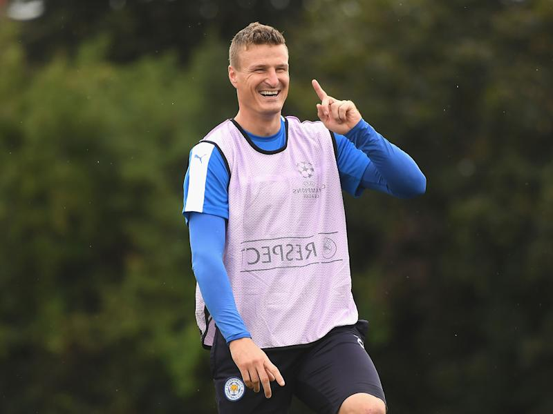 Robert Huth is known to be unafraid to voice his opinions on social media: Getty