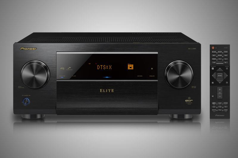 Pioneer debuts three new Elite series network A/V receivers at CEDIA 2016