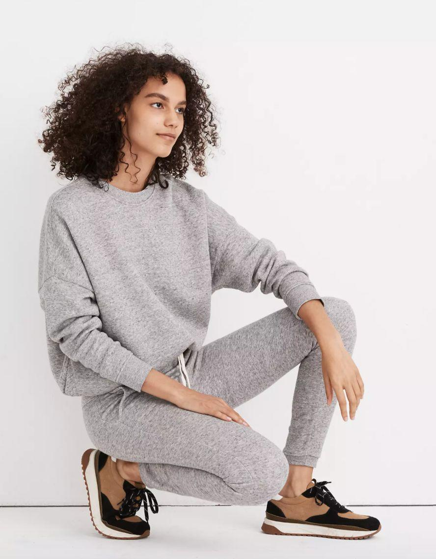"<a href=""https://fave.co/31pFVcO"" target=""_blank"" rel=""noopener noreferrer"">Find them for $70 at Madewell</a>. These also come in a ""dried cedar"" (orangey-brown) color."