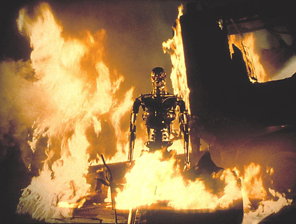 """21. <a href=""""http://movies.yahoo.com/movie/1800026145/info"""">THE TERMINATOR</a>    With a mere $6 million budget, this now-classic action flick spawned two sequels, videogames, comic books, a TV show, and an upcoming <a href=""""http://movies.yahoo.com/movie/1810025211/info"""">prequel</a> (that takes place 30 years after the original movie)."""