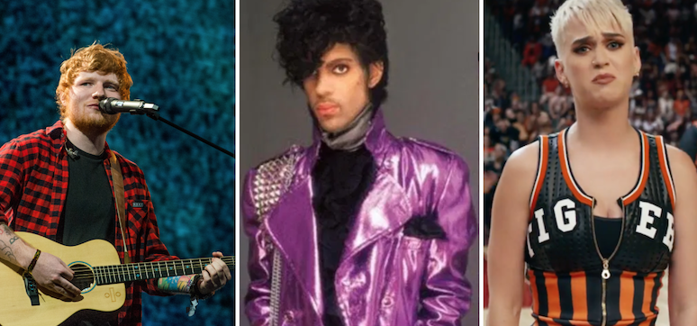 New Prince memoir reveals he hated Katy Perry and Ed Sheeran's music