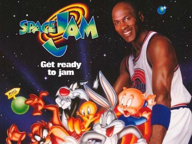 fc803331aafa The rumor that there s going to be a  Space Jam 2  with LeBron James ...