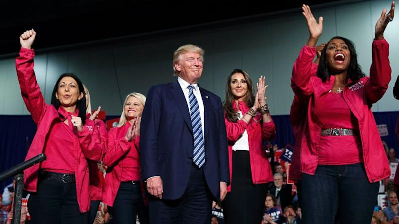 Trump's Female Supporters Back Him Despite Sexual Assault Accusations