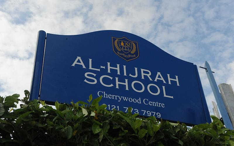 A 10-year-old boy has died allegedly from an allergic reaction to fish served at Al-Hijrah School. - Image license supplied to Caters from source