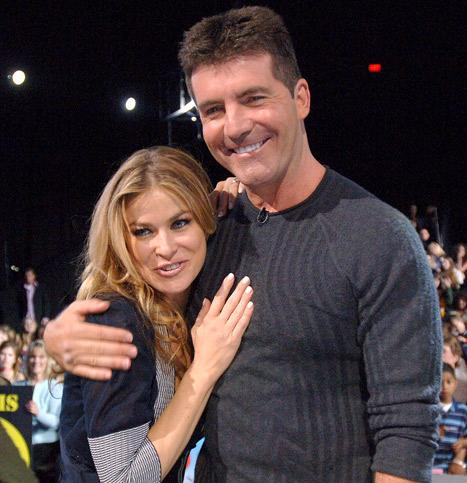 Carmen Electra Reacts to Ex-Boyfriend Simon Cowell Becoming a Father