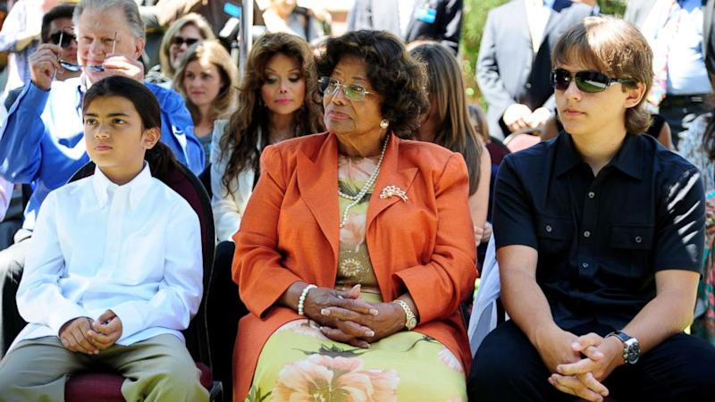Katherine Jackson resigns as Blanket Jackson's co-guardian