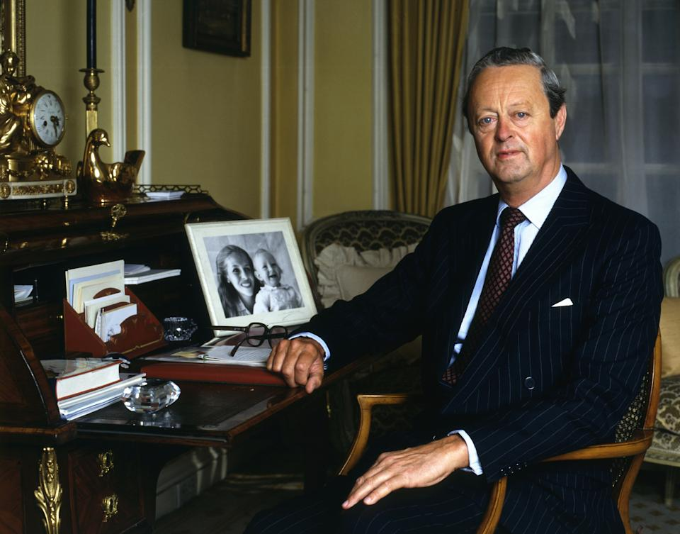 The 11th Duke of Malborough, John Spencer-Churchill. Photo: Beauchamp Estates