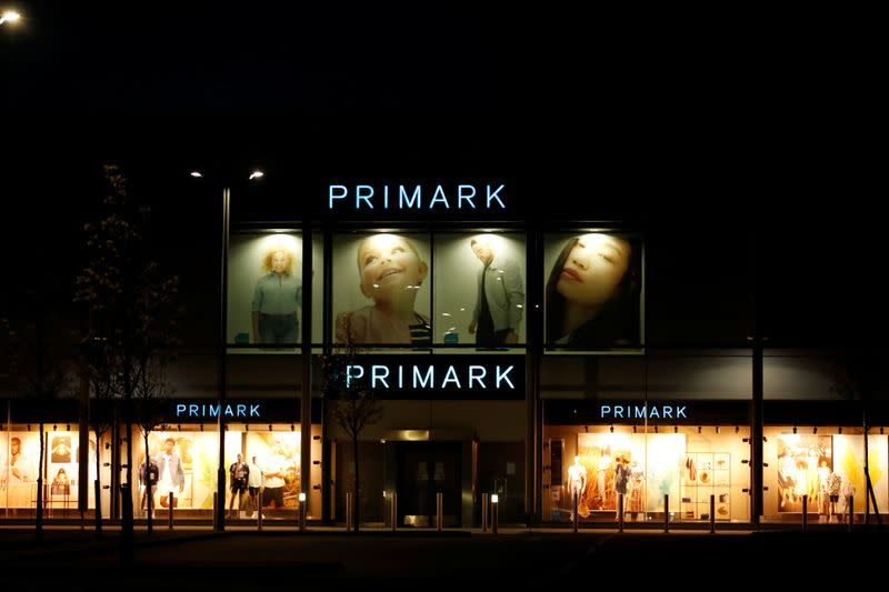 Primark commits to paying for 370 million pounds of orders during coronavirus crisis